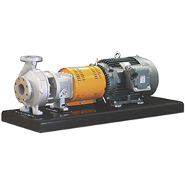 ANSI Horizontal Process Pump PWA