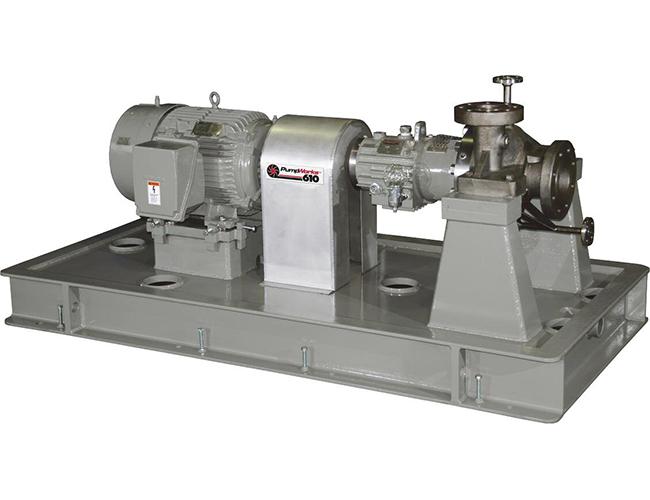 API 610 Horizontal Process Pump OH2 Model PWH