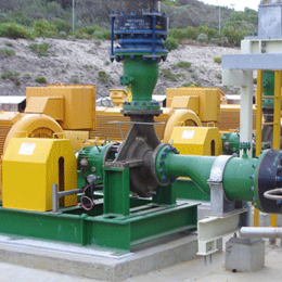 End Suction Pumps