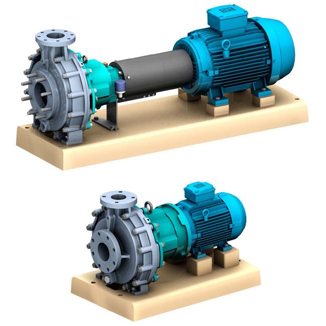 Fiberglass Reinforced Pumps