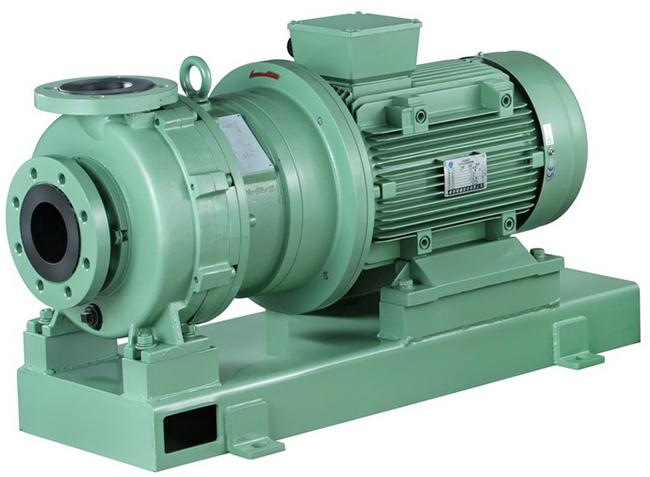 Magnetic Drive Seal-less Pump AMA-Series