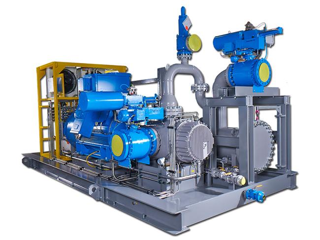 Multiphase Pump System