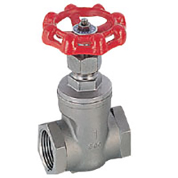 gate valve screw end