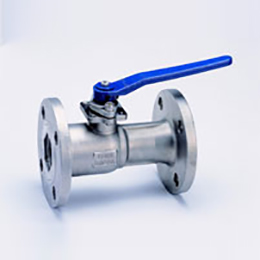 one piece side entry ball valve