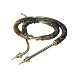 air finned heater