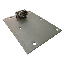 mica plate heater - strip heater