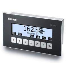 Digital LCD Weighing Terminal