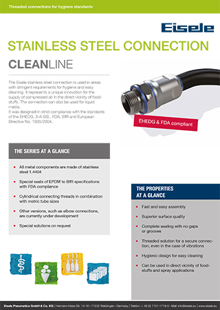 Stainless Steel Connection