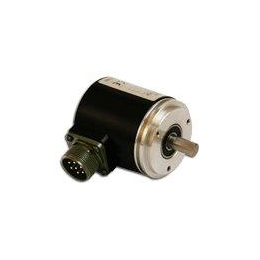 Incremental Encoder RE520 Round flange