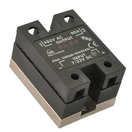 860-861 SERIES SCR SOLID STATE RELAYS