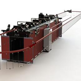 overhead conveyor ovens