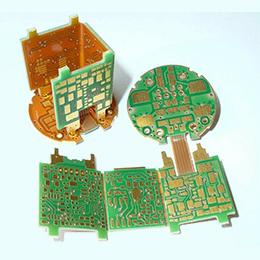 Rigid flexible printed circuit boards