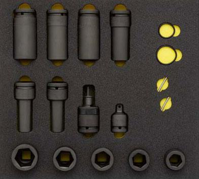 OMS-23 Module-Impact-Socket Set 3/4