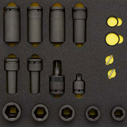 oms-23 module-impact-socket set 3-4
