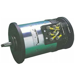 DC Traction motors series 3M