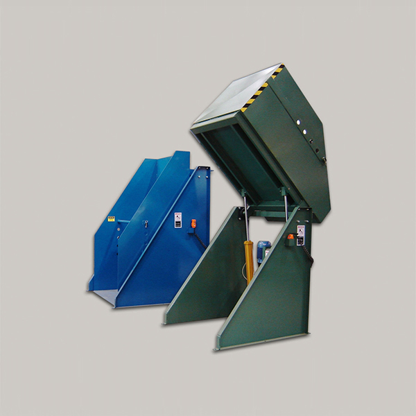Container Box Dumpers