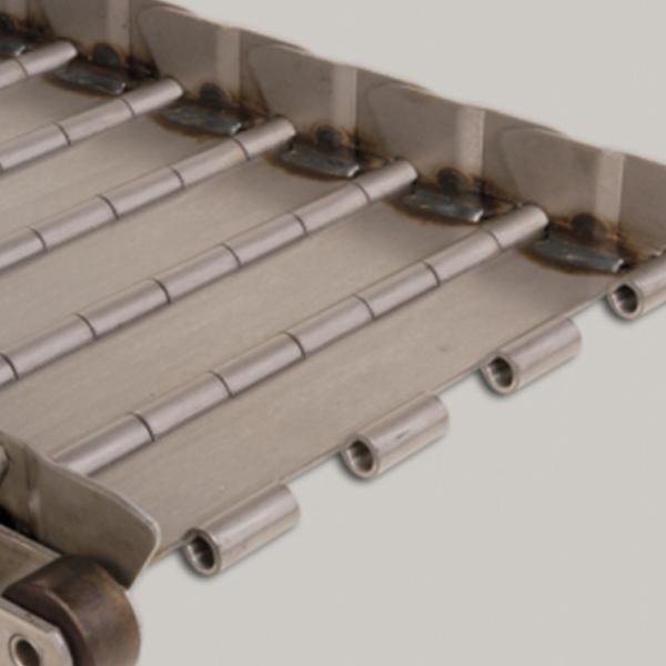 Hinged Steel Belting