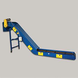 Pitch Hinged Steel Belt Conveyor