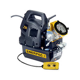 zu4204bb-q electric hydraulic torque wrench pump classic analog gauge 4-0 litres usable oil 115v