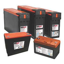 datasafe xe batteries