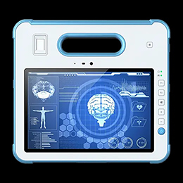 "10"" Rugged Medical Grade Windows Tablet PC - MD-100M"