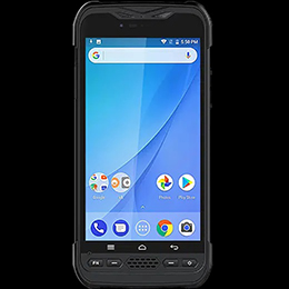 """6"""" Rugged Android Handheld PC - MJ-60"""