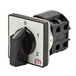 Rotary cam switches
