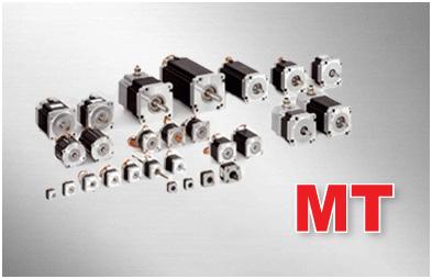 2 / 4 Phase Hybrid Stepper Motors