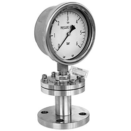 Stainless Steel Pressure Gauge (Diaphragm Seal)