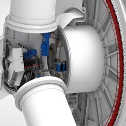 Wind turbines-DW52