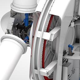 Wind turbines-DW58