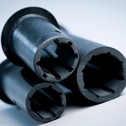 all-rubber bearings