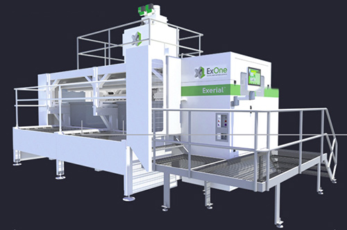 Sand|3D Printer|for Industrial Production