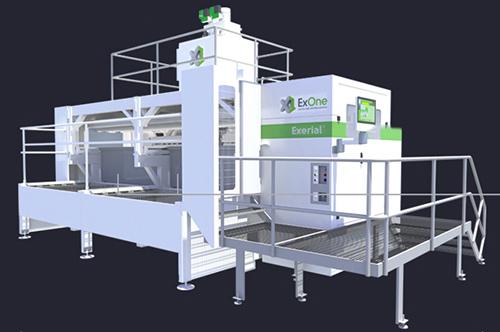 Exerial 3D Printer