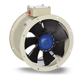 Short Case EC Series-Axial Fans