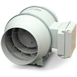 TD Ecowatt Series-Mixed-Flow Fans