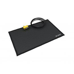 heated rubber mat w-mat