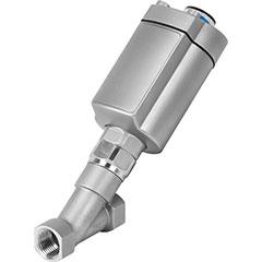 Angle seat valve VZXA