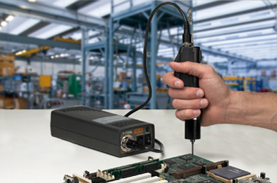 Electric tightening systems