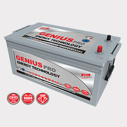 Genius Pro-Battery