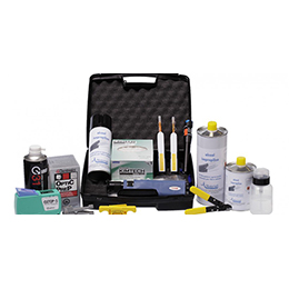 fiber optics cleaning kit