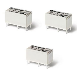 series 32-subminiature pcb relays 6 a
