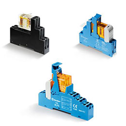 series 48-relay interface modules 8-10-16 a