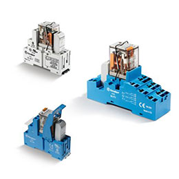 series 58-relay interface modules 7-10 a