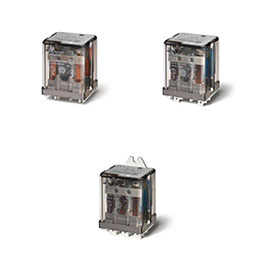 series 62-power relays 16 a