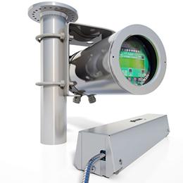 Permanent Flowmeters for Gases-FLUXUS G801