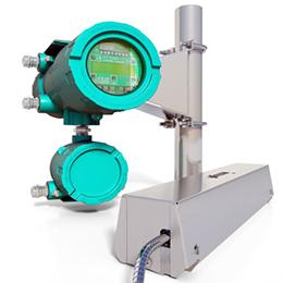 Permanent Flowmeters for Gases-FLUXUS G809