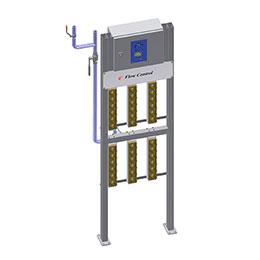 realflow digital oil flow meter