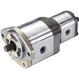 b aluminum gear pump