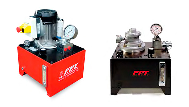 hydraulic pumps-FPT Series